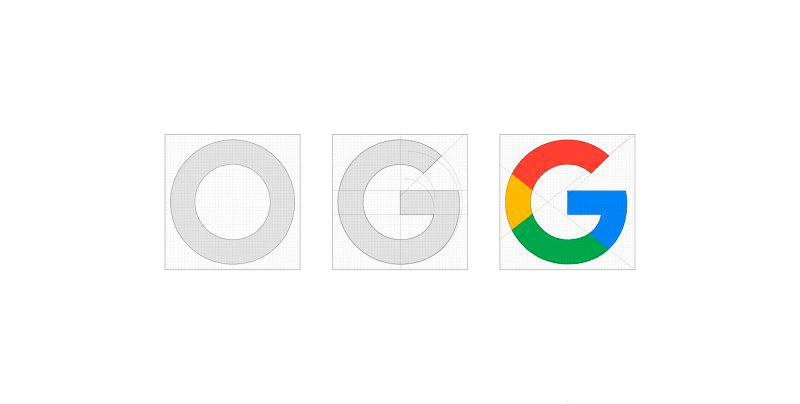 una identidad corporativa blucactus logo de google nuevo