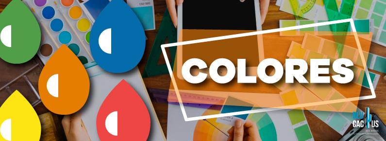 BluCactus - Colores para diseñar un Logo para un restaurante