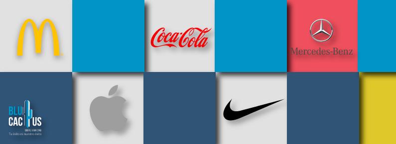 BluCactus - Logotipos de marcas famosas