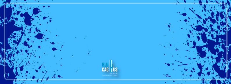 BluCactus El significado del color azul y su uso Psicologia del color azul Psicologias de los colores