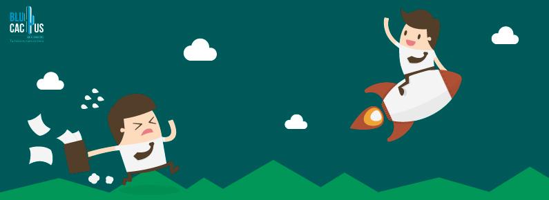 Blucactus Las pequeñas empresas son mas competitivas Ventajas del marketing digital