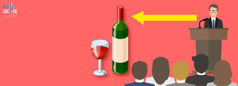 BluCactus - Una persona que conoce bien el vino