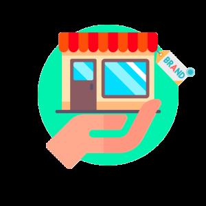 BluCactus Consistencia de la marca software para restaurantes