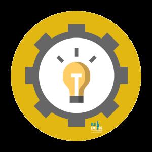 BluCactus invención foco lluvia de ideas original