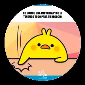 BluCactus memes para publicidad corporativa que es un meme