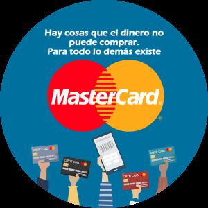 Blucactus slogan de mastercard