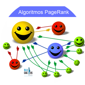 blucactus La penalización de tipo Off Page algoritmos pagerank