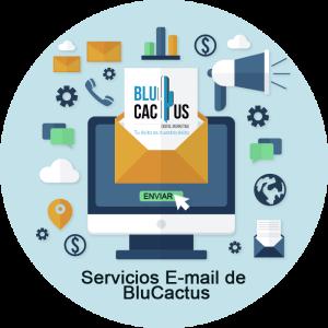 blucactus importantes estrategias que los servicios email de BluCactus